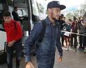 Neymar mais 11: segunda leva da Seleção se apresenta na China