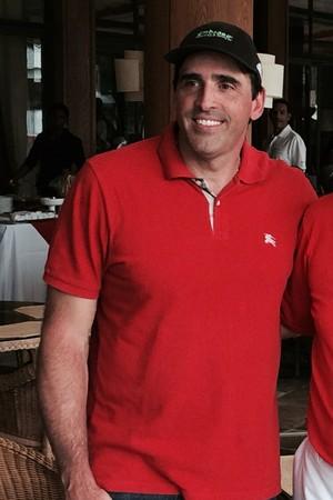 Giovane Gávio - golfe (Foto: Guilherme Costa)