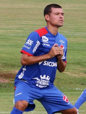 Marcelo Cordeiro - lateral-esquerdo do Vila Nova (Foto: Comunicação / Vila Nova)