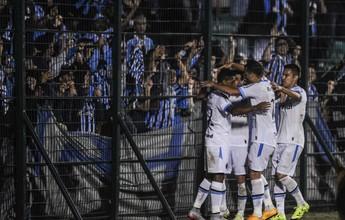 """Noriega diz que Figueira criou mais, mas elogia Grêmio: """"Foi cirúrgico"""""""