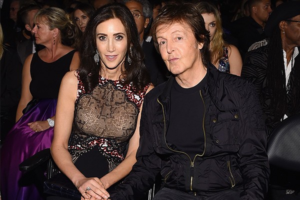 Nancy Shevell e Paul McCartney (Foto: Getty Images)