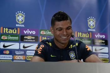 Casemiro seleção brasileira (Foto:  Pedro Martins / MoWA Press)