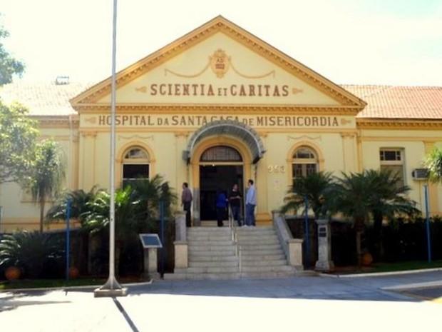 Santa Casa de Piracicaba (Foto: Claudia Assencio/G1)