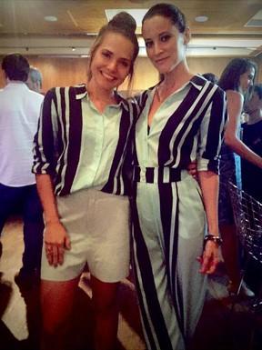 Letícia Colin e Maria João Bastos (Foto: Reprodução / Instagram)