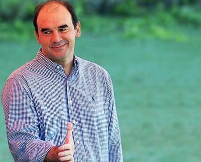 Chamada Ricardo Gomes Vasco Entrevista (Foto: Marcos Alves / Agência O Globo)