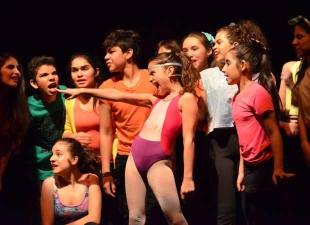Pequenos atores serão responsáveis pela diversão da família (Foto:  Iara Carlotti )