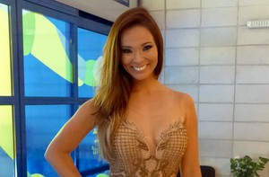 Famosos opinam sobre a origem de Nakamura (Na Moral/TV Globo)