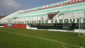 Estádio Francisco Vasques (Foto: (Foto: Arquivo/Andrei Hidrogênio))