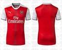 Conheça as novas camisas de Borussia Dortmund e Arsenal para 2016/2017