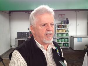 Carlos Orlando da Silva, superintendente de abastecimento do ANP (Foto: Dyepeson Martins/G1)