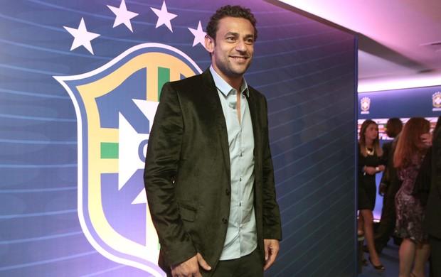 Fred, Prêmio do Brasileirão 2012 (Foto: Miguel Schincariol )