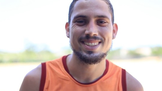 Atacante Rael promete dobrar número de gols pela Desportiva Ferroviária