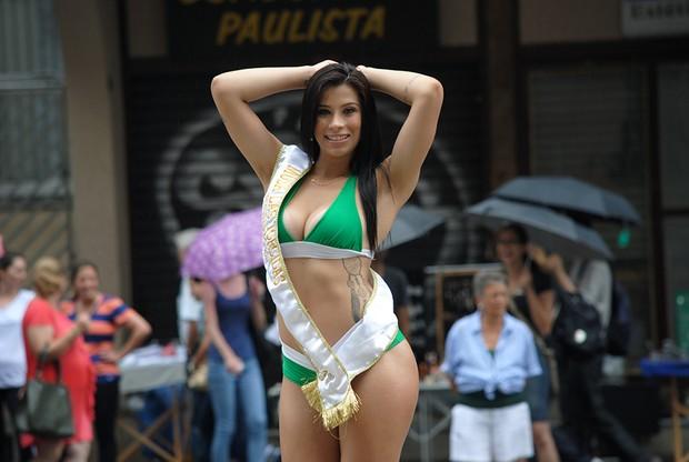 Carol Barbosa (Foto: Divulgação/Eduardo Graboski-Mais Mídia)