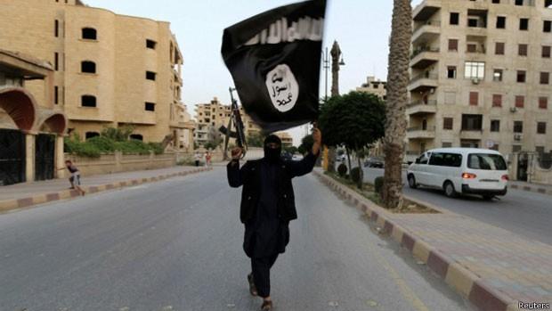 Estado Islâmico declarou califado no Iraque e Síria em 30 de junho de 2014 (Foto: Reuters)