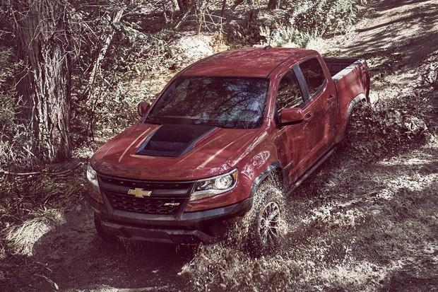 Chevrolet Colorado ZR2 (Foto: Divulgação)