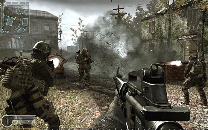 Jogo Online War Of Soldiers