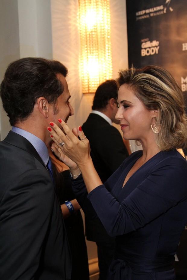 Guilhermina Guinle (Foto: Anderson Borde e Marcello Sá  Barretto / AGNews)