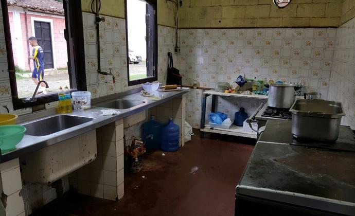 Cozinha Barueri (Foto: SAPESP)