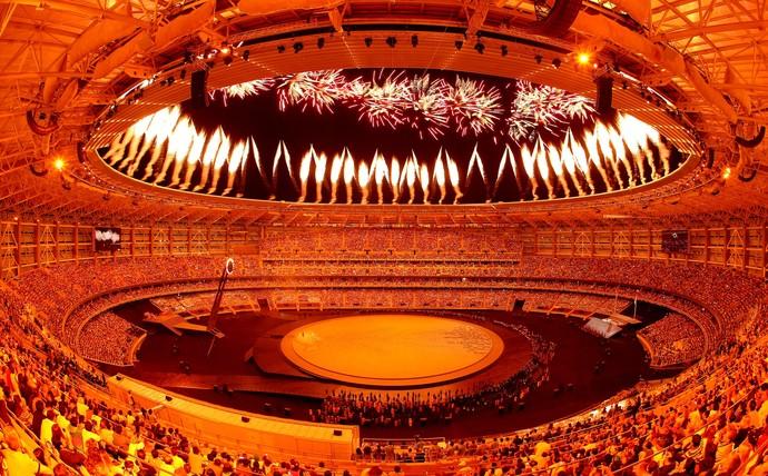 Jogos Europeus cerimônia de abertura  (Foto: Getty Images)