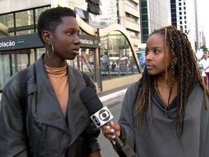 PREP racismo (Foto: TV Globo)