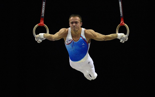 Danny Rodrigues ginástica (Foto: Getty Images)