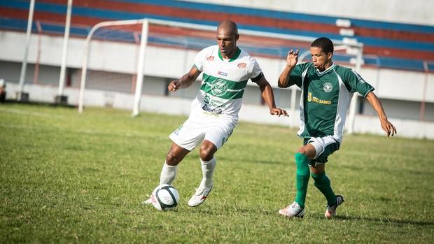 Coritiba-SE e Amadense ficam no empate (Foto: Filipe Araújo/FSF)