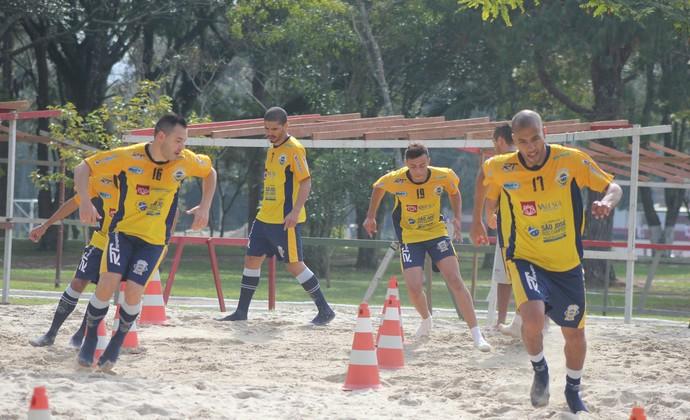 São José Futsal (Foto: Divulgação/Quarttus Marketing)