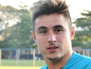 Willian, atacante do Cruzeiro (Foto: Fernando Martins )