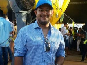 Empresário Alexandre de Paulas Alves (Foto: Facebook/Divulgação)