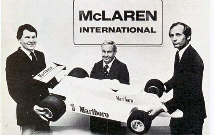 Lançamento do McLaren MP4