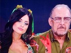 Aline Riscado defende Luíz Carlos Miele após eliminação em atração