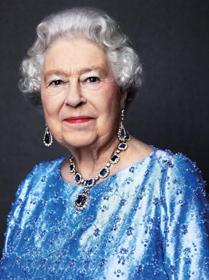 Rainha Elizabeth (Foto: Divulgação )