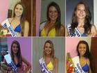 Municípios da região de cobertura Caxias do Sul escolhem candidatas