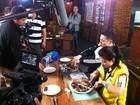 TV chinesa grava no RS reality show que dá ingresso para final da Copa