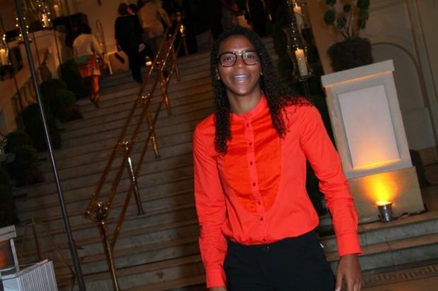 Rafaella Silva (Foto: AgNews/Anderson Borde)