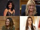 Fernanda Vasconcellos sobre mudanças no cabelo: 'Só não raspei ainda'