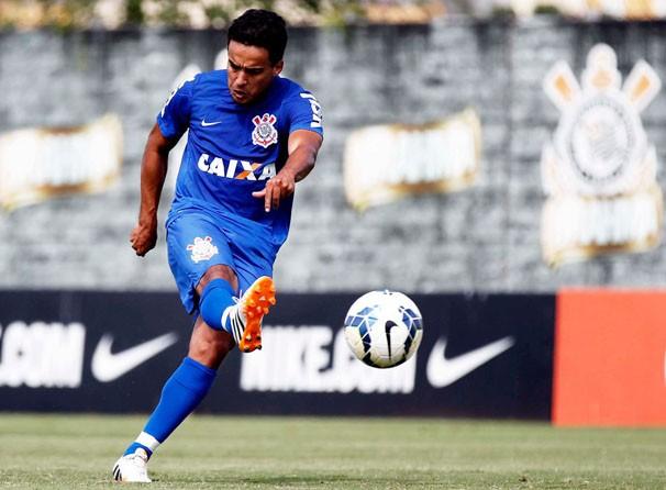 O meia Jadson é um dos destaques do Corinthians no Brasileirão (Foto: Marcos Ribolli / reprodução globoesporte.com)