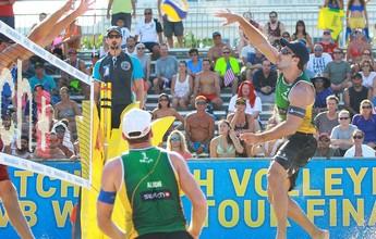 Bruno Schmidt é eleito melhor atleta de 2015, e Brasil garante oito prêmios