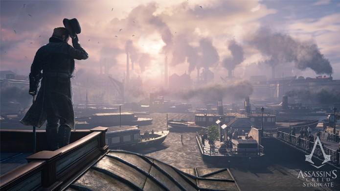 Prepare-se para explorar Londres em Assassin's Creed: Syndicate com muitas novidades (Foto: Reprodução/GameSpot) (Foto: Prepare-se para explorar Londres em Assassin's Creed: Syndicate com muitas novidades (Foto: Reprodução/GameSpot))
