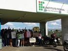Alunos do IF Sertão-PE  em Salgueiro ocupam sede contra PEC 241