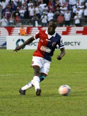 Zé Luis, Paraná (Foto: Divulgação/Paraná Clube)