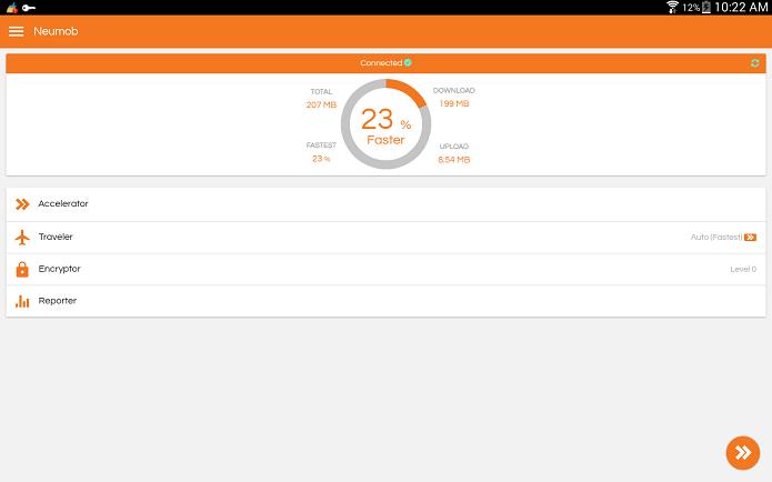 NeuMob oferece otimizações de sistema para o Android (Foto: Divulgação/Neumob)