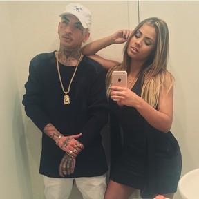 MC Guimê e Lexa (Foto: Reprodução/Instagram)