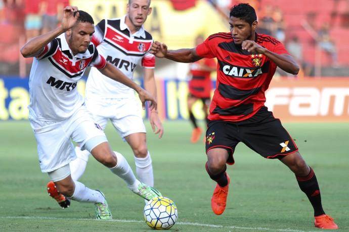 Ruiz Sport (Foto: Adelson Costa/Pernambuco Press)