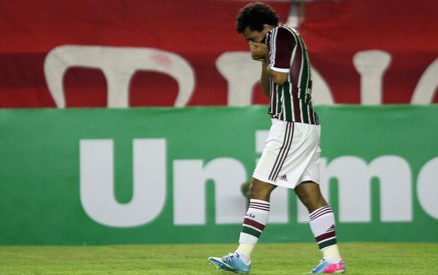 Wellington Nem, Fluminense x Criciuma (Foto: Agência Photocamera)