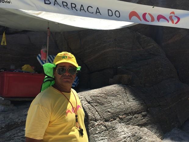 Nodivaldo do Nascimento, o Nonô (Foto: EGO)