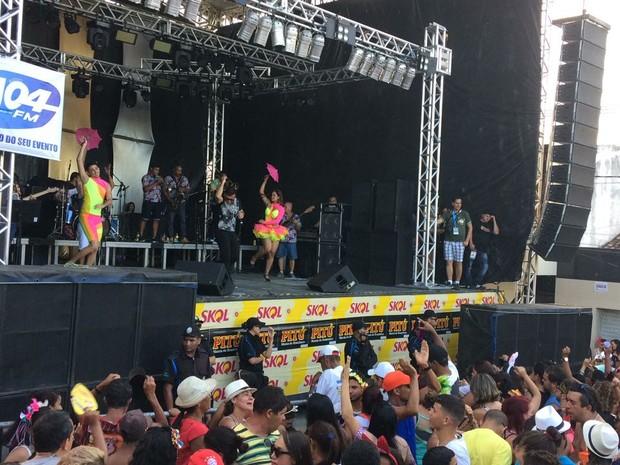 Carnaval Bezerros 2017 (Foto: Edvaldo Coelho/TV Asa Branca)