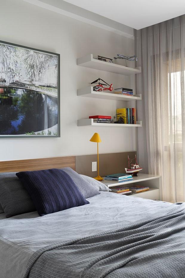Apartamento Paula Nader (Foto: Divulgação)