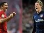 Futebol: Atlético de Madrid e Bayern de Munique duelam na quarta, dia 27
