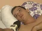 Refém baleado diz que foi 'escudo' em ataque em São Miguel do Araguaia